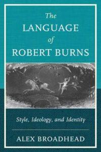 language-of-robert-burns
